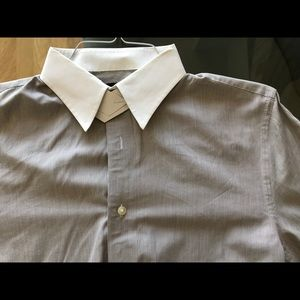 Express Design Studio Medium dress shirt